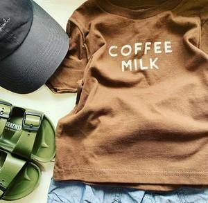 coffee milk Tee