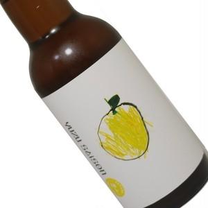 ヨロッコビール 柚子Saison 330ml