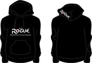 ROGUE ROGO パーカー 3L~6L