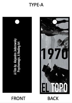 【collaboration】Alejandro Jodorowsky KEYLING
