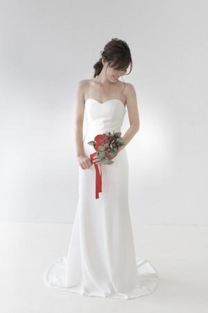Eucaly♡シンプリストにピッタリのスレンダードレス♡