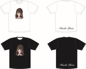 【New】オリジナルキャラクターTシャツ