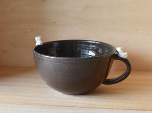 ネコ&犬 スープカップ
