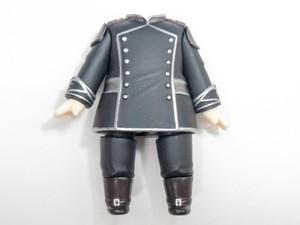 再入荷【937】 ラインハルト・フォン・ローエングラム 体パーツ 軍服 ねんどろいど