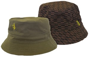 Krooked Checkered Eyes Hats