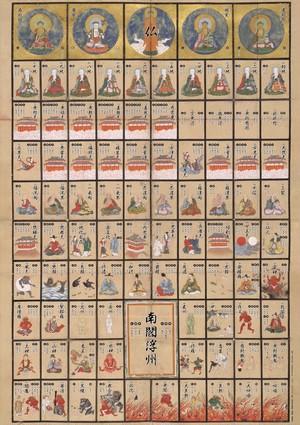 浄土双六 現代語訳版