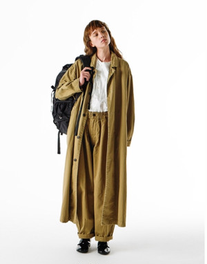 予約販売 HARVESTY  / OVER LONG COAT