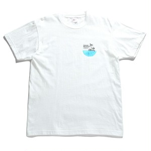 WP T-shirt -OCEAN HOLIDAY-