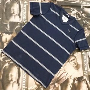 Abercrombie&Fitch MENS ワンポイントTシャツ Sサイズ