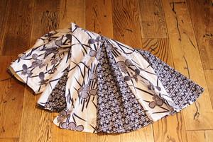 浴衣マキスカート