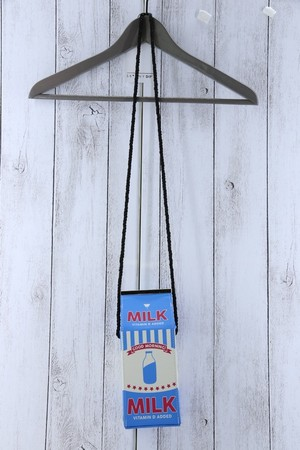 milk pack shoulder bag