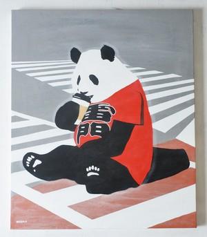 TOKYO NOW (F20サイズ絵画)