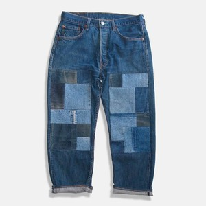 WCH Remake Doubleknee Patch Jeans -C
