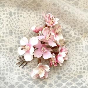 桜コサージュ タイプ2