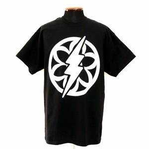ロゼット & シャザム Tシャツ ブラック:Good Art HLYWD グッド アート ハリウッド
