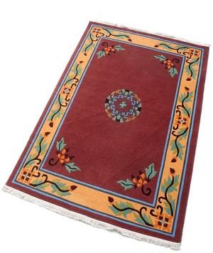 【オーダーメイド可】ネパール絨毯