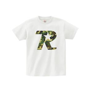 R-logo for kids / Tシャツ(Camo/White)【送料無料】【Shop限定】
