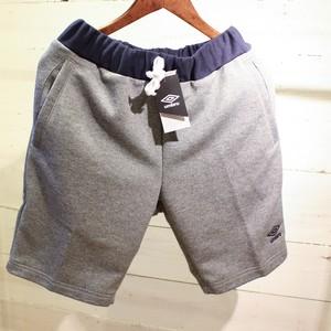 umbro Locker Room Limited Dry Sweat Short  GRAY