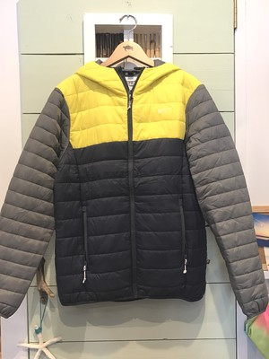 Men's 2117 Light Jacket/GrayYellow
