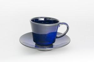 青釉 コーヒーカップセット(小)