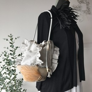 Noël - shifuku bag / col: Irish grey