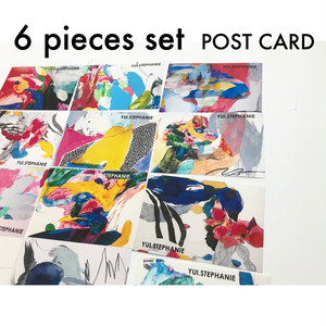 post card 6枚セット