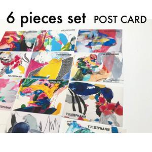 post card 6枚セット