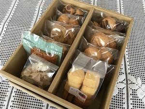 クッキー13種類
