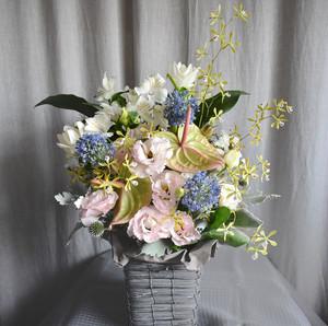 arrangement お供え・お悔やみのお花