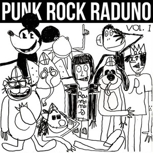 v/a / punk rock raduno Vol. 1 12""