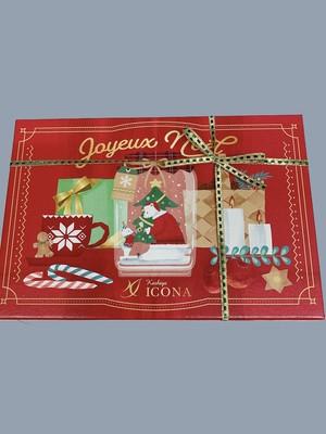 季節の贈り物(クリスマス) 大 焼菓子10個入り