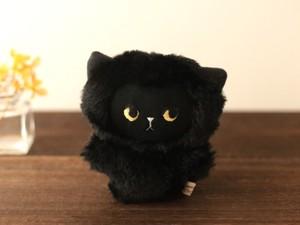 ねこのmyao ぬいぐるみ 黒猫 ✳︎受注生産