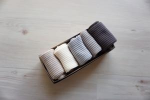 socks box (baby)