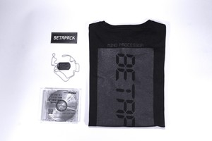 BETAPACK: MIND PROCESSOR CD + POCKET BIG T-SHIRT + DOGTAG