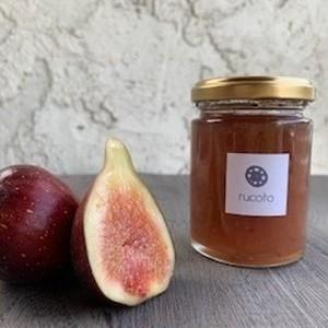季節のジャム3本セット(いちじく、桃シナモン、桃白ワイン)