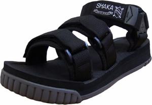 SHAKA NEO BUNGY シャカ ネオバンジー サンダル BLACK スポーツサンダル スポサン カジュアル アウトドア ブラック SK433104