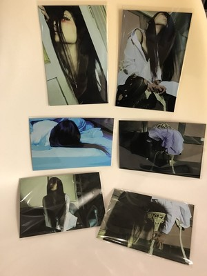 【柾木仁平】毛女郎ポストカード(6種SET)