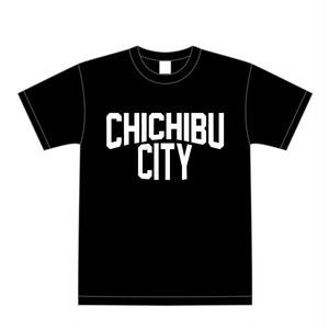 CHICHIBU CITY T-shirt Black