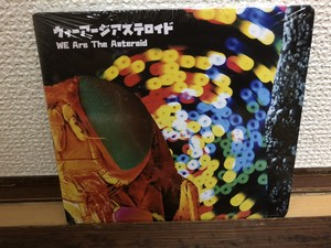 "外タレまみれCD+Tシャツ WE Are The Asteroid ""Smoke On The WATA"""