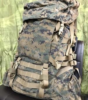 アメリカ海兵隊 USMC ウッドランドマーパット メインパック ilbe