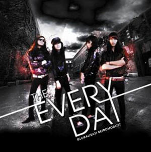 THE EVERY DAY - Globalisasi Retromodlist CD