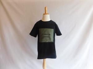 【ZEKKENカーキ】Tシャツ ブラック