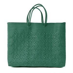 MERCADO BAG ROMBO - Green(L)