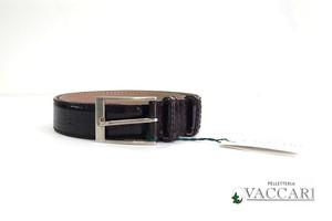 ヴァッカーリ|VACCARI|アリゲーター|エキゾチックレザー ベルト|80