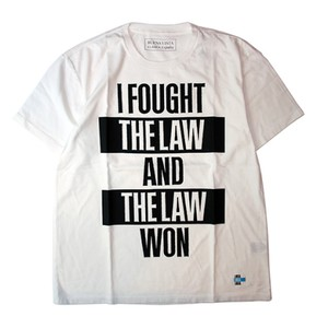 I FOUGHT THE LAW tee(LDtee02)