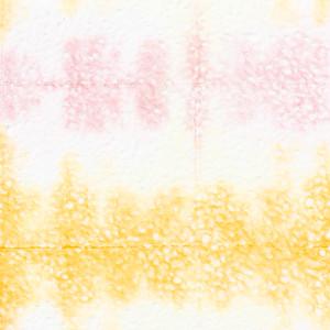 落水紙(春雨)板締め No.14