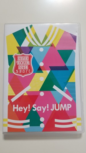 Hey! Say! JUMP LIVE TOUR 2014 smart 通常盤【DVD】