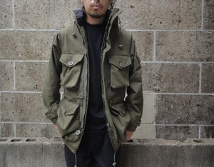 ArkAir (アークエアー) WATER PROOF SMOCK オリーブ