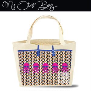 My Other Bag マイアザーバッグ トート Carry All キャリーオール ラージサイズ モンスターシリーズ Shopia + Skulls