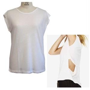 LnA エルエヌエー アメリカ トップス ace Mescal Tee カットソー レディース 無地 白 Tシャツ セクシー ウエストオフ XS S サイズ 各種 ブランド